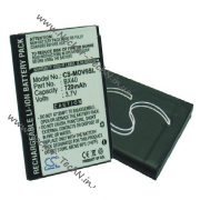 Аккумулятор Motorola BX50 (BX40) 720mAh для телефона RAZR2, V8, V9, MOTOZINE ZN5, Stature i9 и др.