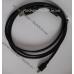 usb кабель Canon IFC-300PCU (ifc-400pcu) для фотоаппарата PowerShot SX600, G12, EOS 1000D, IXUS 90IS, Mark, A1000IS, SX400