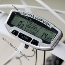 Велоспидометр Sunding SD-558A (28 функций), велокомпъютер для велосипеда, одометр (проводной)