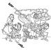 Дощечки   фанера   для выжигания с рисунком 'Собачка', 'Машинка', 'Золушка' и др.