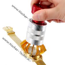 Краб, зажим для снятия стекол (крышек) наручных часов и другой инструмент часового мастера