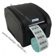Термопринтер этикеток XP-360B 80мм штрих кодов, для печати чеков на термобумаге