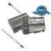 Аккумулятор EN-EL3e для фотоаппарата Nikon D80, D300, D900, D200 и другие