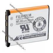 Аккумулятор fujifilm np-45 для фотоаппарата фуджифильм FinePix Z10fd, J250, Z100fd, J150W и др.