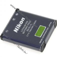 Аккумулятор Nikon EN-EL10 для фотоаппарата CoolPix S210, S3000, S510, S200 и др.