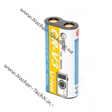 Аккумулятор CR-V3 универсальный для фотоаппаратов Kodak Sanyo Olympus Nikon Pentax и др.