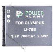 Аккумулятор Olympus LI-70b для фотоаппарата FE-4020, VG-120, X-940 и др.