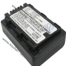 Аккумулятор VW-VBL090 для видеокамеры Panasonic SDR-T50, SD60, HS60K, HDC-SD40 и другие