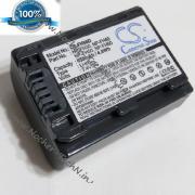 Аккумулятор Sony NP-FH40, FH50, FH60 для видеокамер DCR-HC, DVD, HDR-CX, SR, CX