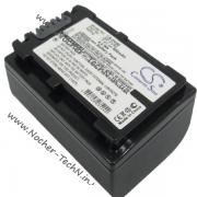 аккумулятор NP-FV50 для видеокамеры Sony HDR-CX110, DCR-SR88, DSLR-A330