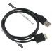 Кабель USB для плеера MP3 Sony Walkman NW-A918, NWZ-A828, NWZ-X1050, NW-A806 и другие