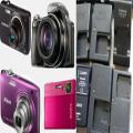 Зарядные устр-ва для фотоаппаратов