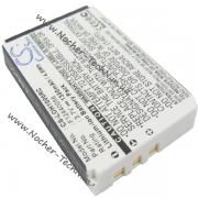 Аккумулятор для пульта Logitech Harmony 1000, C-RL65, L-LU18, Squeezebox Duet Controler