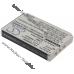 Аккумулятор R-IG7 (R-RG7) для универсального пульта Logitech Harmony One, 890 Pro, MX880 и др.