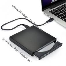 Внешний usb привод DVD-RW пишущий дисковод CD-RW с питанием