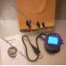 Портативный мини GPS навигатор - брелок PG03 для туристов, спортивного ориентирования