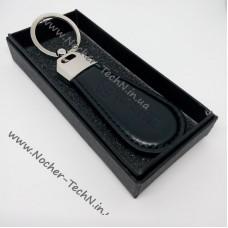 Брелок кожаный Roewe (Роеве) на ключи авто как оригинальный подарок