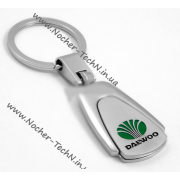 Брелок Дэу, Daewoo Sens для ключей авто, металл.