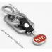 Брелок KIA (КИА) Рио на ключи авто и др. стальной, авто брелки КИА
