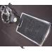 Авто брелок Лада (Жигули) на ключи, металл, прямоугольный