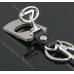 Брелок Лексус (Lexus) на ключи авто, стальной как оригинальный подарок