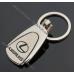 Брелок Лексус (Lexus) на ключи авто, метал в овальной форме на подарок