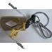 Брелок Рено (RENAULT) на ключи, стальной, брелки на подарок