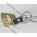 Брелок TOYOTA (Тойота) на ключи, стальной, автомобильные брелки на ключи