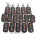 Чехол для ключей Peugeot (Пежо), авто ключница кожаная