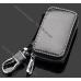 Ключница Fiat (Фиат) | кожаный плетеный чехол | для ключей автосигнализации с логотипом
