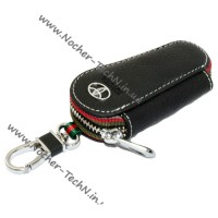 Удлиненная ключница  для Toyota | Тойота | 9см ключа зажигания, кожаный чехол как оригинальный подарок