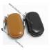 Ключница Ягуар Jaguar для ключа авто, кожаный чехол автосигнализации с логотипом