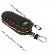 Удлиненная ключница 9см. Для авто Ленд Ровер | Land Rover | ключа зажигания, кожаный чехол