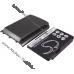 Аккумулятор SBP-06XL для телефона Asus P525 (повышенной емкости) 2200mAh с гарантией