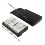 аккумулятор усиленный Blackberry BAT-11004-001 (C-M2) 1900mAh с крышкой 8100, Pearl