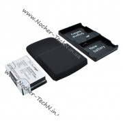 аккумулятор усиленный Blackberry F-S1 2600mAh с крышкой для модели Torch 9800
