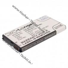 Аккумулятор для телефона Blackberry BAT-52961-003 (N-X1) 2100mAh модели Q10 LTE
