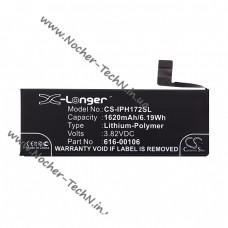 Аккумулятор для телефона Apple iPhone SE 1620mAh (616-00107)