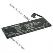 Аккумулятор для телефона Apple iPhone 5 1400mAh (MD668LL, 616-0612)