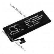 Аккумулятор Apple iPhone 5 1590mAh для телефона MD658LL, 616-0612, AAP353292PA