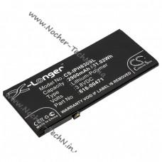 Аккумулятор для телефона Apple iPhone 11, XR, A2106 - 2900mAh