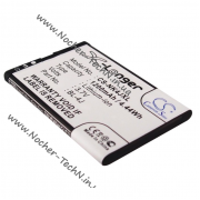 Аккумулятор Nokia BL-4J 1200mAh для телефона Нокиа C6, C6-00, Lumia 620, Touch 3G