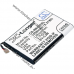 Аккумулятор Nokia BV-5JW 1450mAh для телефона Нокиа 800, Lumia 800, Sea Ray, N9