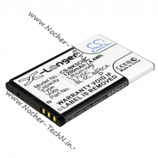 Аккумулятор Nokia BL-5C 1200mAh для телефона Нокиа N91, 7610, 3620, 6230, С2710, 3110