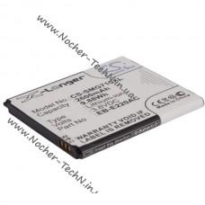 Аккумулятор Samsung EB-B220AC 2600mAh для телефона Galaxy Grand 2, SM-G7106, G7109 большей емкости