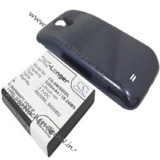 Аккумулятор Samsung B600BE 5200mAh для телефона Galaxy S4, GT-I9500, GT-i9505