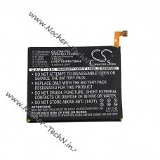 Аккумуляторная батарея ZTE Li3927T44P8h726044 2700mAh для телефона Axon 7 mini, B2017G, 7 Mini Dual