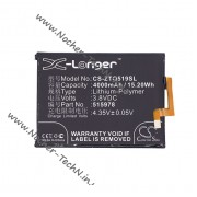Аккумулятор ZTE 515978 4000mAh для телефона Blade A452, Q519, E169, X3, D2