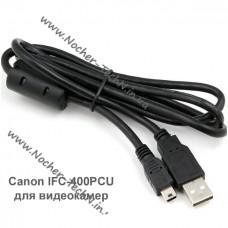 Кабель usb IFC-400PCU для видеокамер Canon DC220, FS306, HF G10, XF100, HF R28 и другие