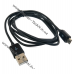 Дата кабель micro USB Sony для фотоаппаратов DSC-WX60, Alpha 77 Mark II, RX10, TX200V, NEX-5R и др.